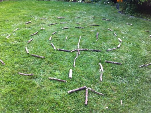 3-Wege-Labyrinth